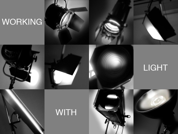 working with light